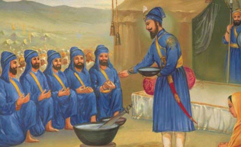 The Khalsa of Guru Sahiban   SikhNet