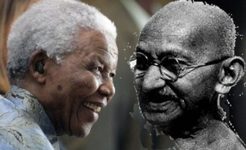 mohandas gandhi and nelson mandela essay The great world leader nelson mandela died on the 5th of december, 2013, at the age of 95 this sample descriptive essay reflects on the significance of mandela's life and work and his ongoing legacy in the contemporary world nelson mandela's legacy in south africa apartheid was a system of racial segregation that permeated every aspect of south african society.
