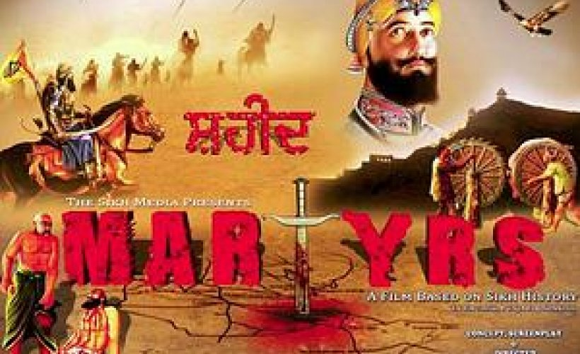 MARTYRS An Exciting New DocuFeature Film SikhNet - Docu games