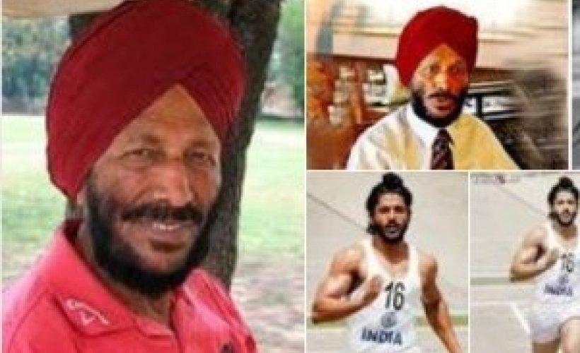 The Flying Sikh Milkha Singh: from barefoot runner to ...