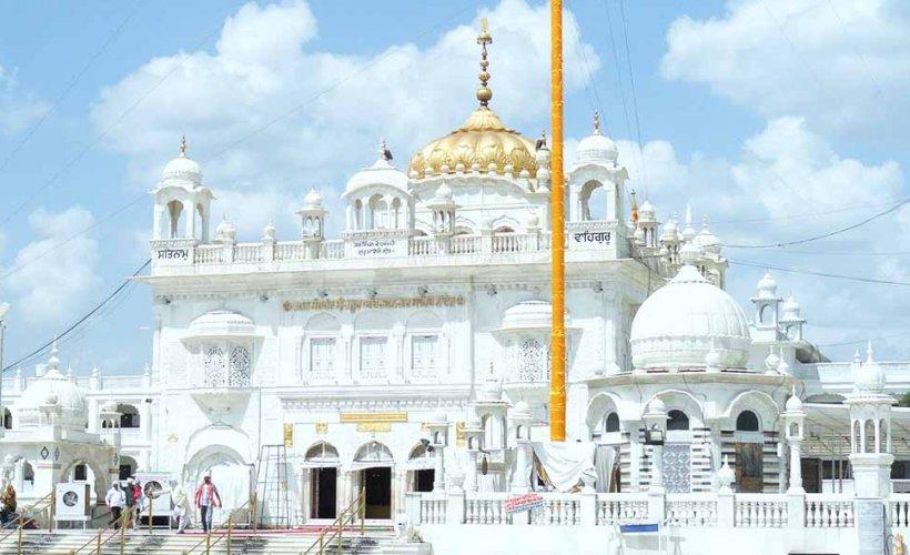 Image result for hazoor sahib