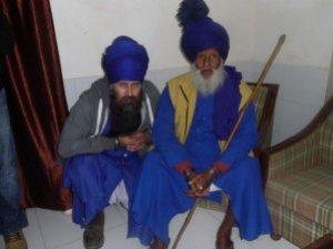 Dr. Kamalroop Singh and Baba Surjeet Singh