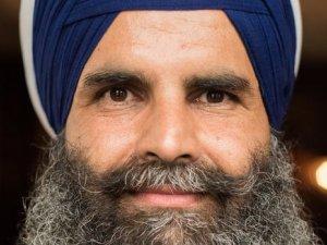 Gurinder Singh Khalsa of Sikhs PAC