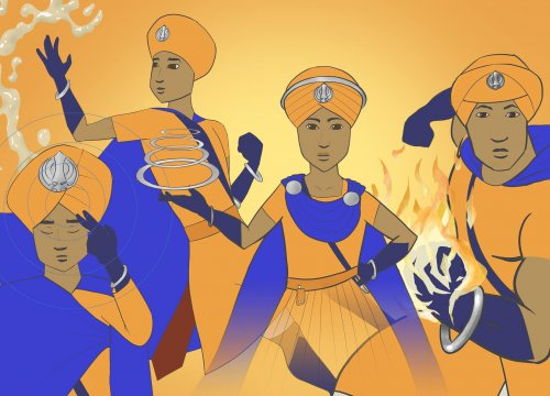 Sikh Stories for Children | SikhNet