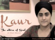Kaur - The attire of Soul - Jot Singh Baaz - jotsinghbaaz@gmail.com