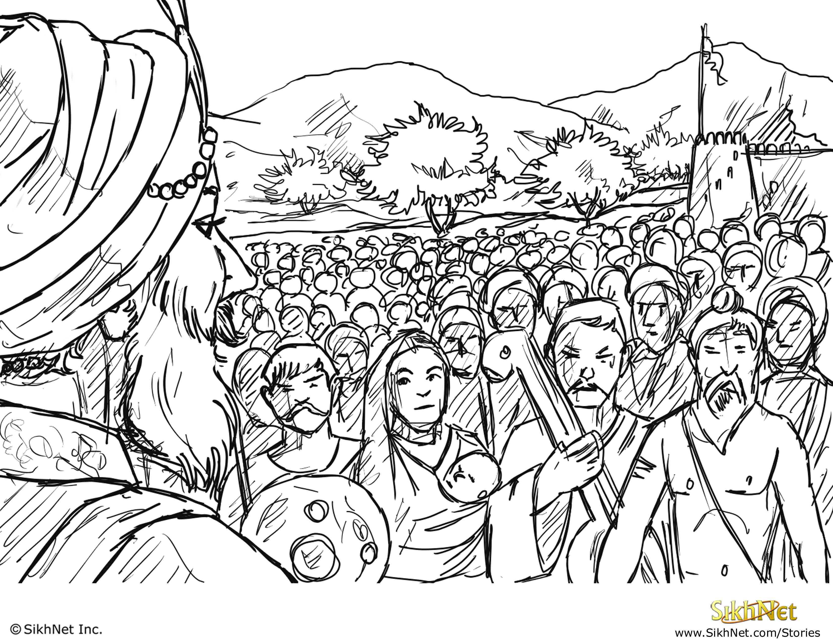 the birth of the khalsa On vaisakhi (march 30th) 1666, guru gobind singh created the khalsa order any person calling themselves a sikh, would have to follow the path set down for them in the khalsa.